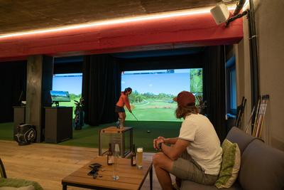 The Golf Experience  open to all