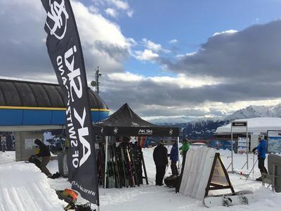 AK Skitest in BreilBrigels