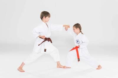 Karate für Kinder 5-7 Jahre