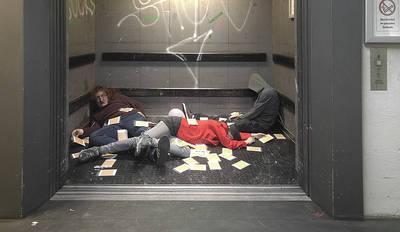 Interner Link zur Veranstaltung: KLAK präsentiert die LIFT-Lesung ?Mord im Aufzug?