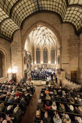 Interner Link zur Veranstaltung: Klassik im Kloster: Ligurianische Weihnacht