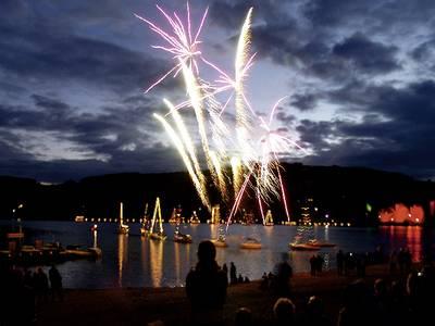 Diemelsee in Flammen - Das Urlauberfestival