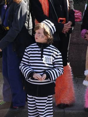 Kinderfasnacht mit Kostümprämierung in Scheuern