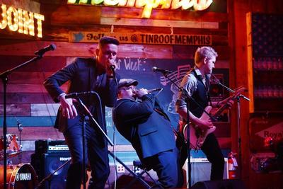 Chris Kramer & Beatbox n Blues – On Tour