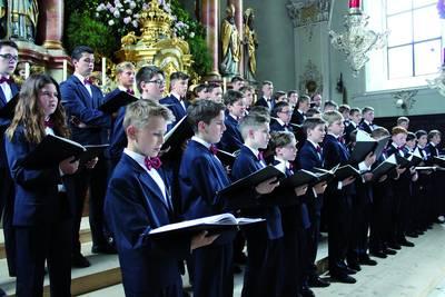 Interner Link zur Veranstaltung: Familientag der Aurelius Sängerknaben