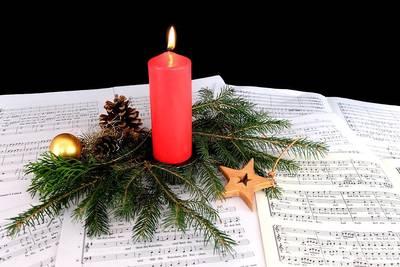 Interner Link zur Veranstaltung: Adventskonzert mit der Kantorei Bad Wildbad und dem Kirchenchor Calmbach
