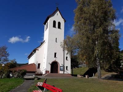 Gottesdienst. (© Hochschwarzwald Tourismus GmbH Susanne Feser)