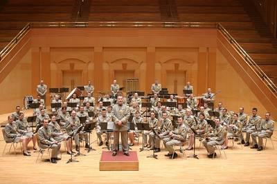 Benefizkonzert mit dem Heeresmusikkorps Ulm und der Musique de lArme Blindée aus Metz