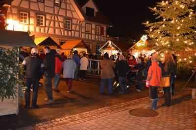 Weihnachtsmarkt Weisenbach