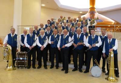 Jubliäumsfest der Seniorenblaskapelle des Blasmusikverbandes Hochschwarzwald. (© Senioren-Blaskapelle Hochschwarzwald)