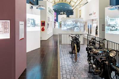 Die 20er Jahre - Historisches Museum Saar. (© André Mailänder)