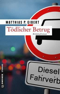 Krimilesung mit Matthias P. Gibert