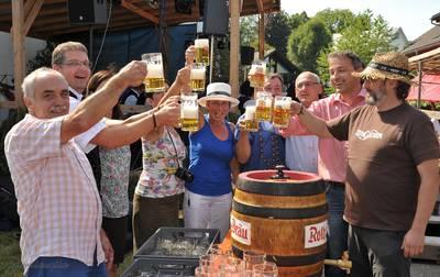 35. Dorffest in Kappel - Kappel wird zur Festmeile