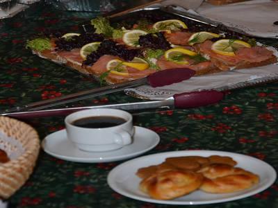 Finnischer Weihnachtsmarkt im Dornbusch