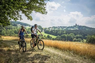 ABGESAGT - geführte eBike-Touren: Hügeliges Markgräflerland