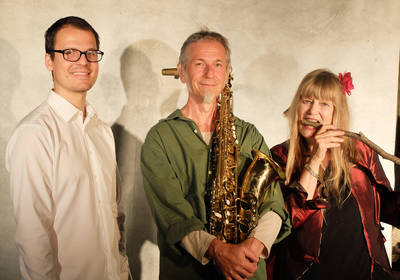 Wilde Welten Trio - Ferber, Ledge & Merck