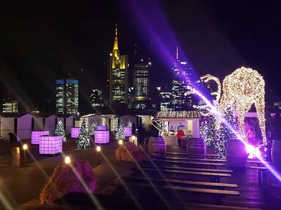 CityXmas 2019 - Weihnachtsmarkt über den Dächern der Stadt