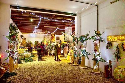 Bauern-Adventsmarkt beim Carlbauer
