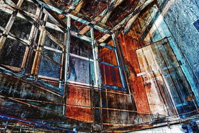 Ausstellung: Vogelfrei von Sigrun Janiel und Photo Kompositionen - Lost Places - Innenräume von Bette Bayer