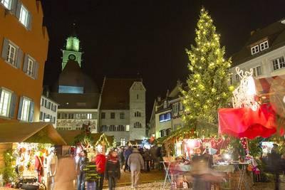 Überlinger Weihnachtsmarkt 2019