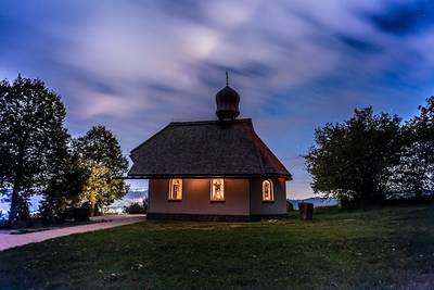 Waldweihnacht an der Wittlisberger Kapelle. (© Hochschwarzwald Tourismus GmbH)