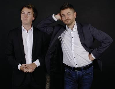 Martin Valeske & Henning Ruwe. (© Alte Fabrik Mühlhofen)