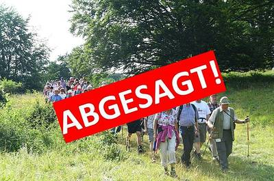 Wandersommer Tour 1 - Absage. (© Albstadt Tourismus)