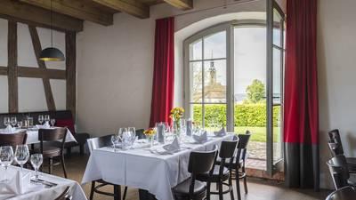 Kriminal Dinner in der Weinstube Birnauer Oberhof. (© Weinstube Birnauer Oberhof)