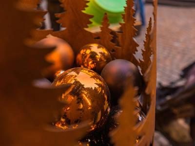 Weihnachtsmarkt#visitfrankfurt, Holger Ullmann. (© Weihnachtsmarkt in Bonames)