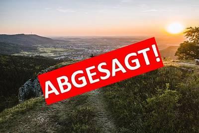 Wandersommer Tour 2 - Absage. (© Albstadt Tourismus)