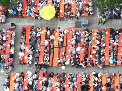Mühlenfest der Winzerkapelle Unterjesingen