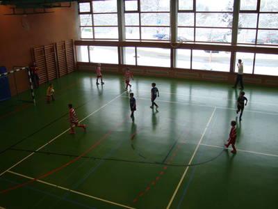 Höchenschwander Hallenfußball-Jugend-Pokalturnier
