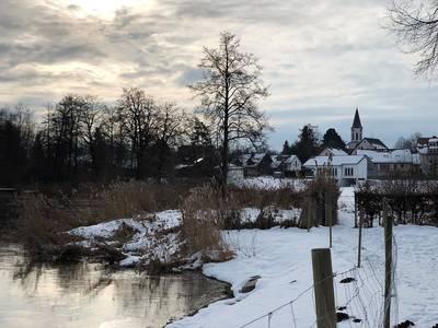 Seeweihnachten im Seefreibad Illmensee