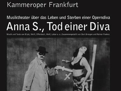 Anna S., Tod einer Diva - Musiktheater über das Leben und Sterben einer OperndivaKammeroper e.V.. (© Anna S., Tod einer Diva - Musiktheater über das Leben und Sterben einer Operndiva)