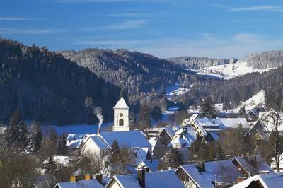 Winterwanderwoche 2019 - Lenzkirch im Wandel der Zeit. (© Hochschwarzwald Tourismus GmbH)