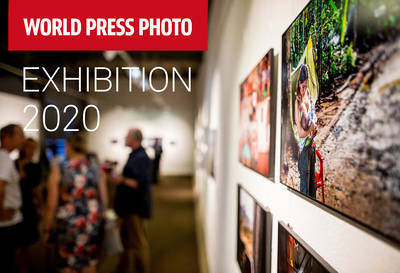 World-Press-Photo-Ausstellung 2020. (© vhs Balingen)