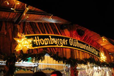 Nikolausmarkt in Homburg