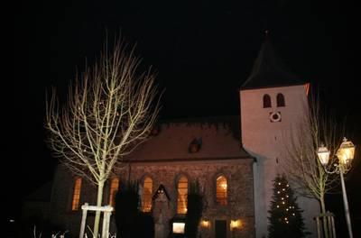 Nacht der Lichter in Allendorf