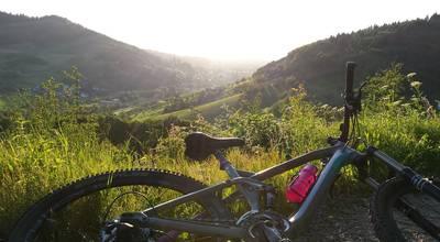 ABGESAGT KINDERSPASS - Wie geht das mit dem Mountainbiken. (© Tourist-Info Ottenhfen)