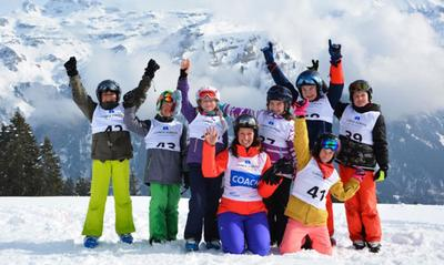 4. Kinder-Winter-Olympiade