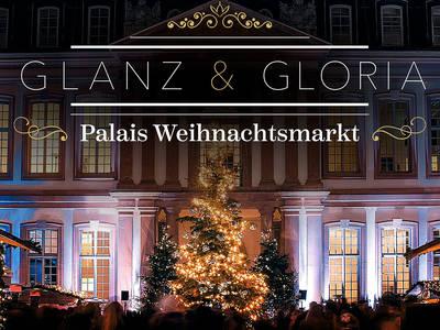 Weihnachtsmarkt im Palais Thurn und TaxisEMGEG Management GmbH. (© Weihnachtsmarkt im Palais Thurn und Taxis)