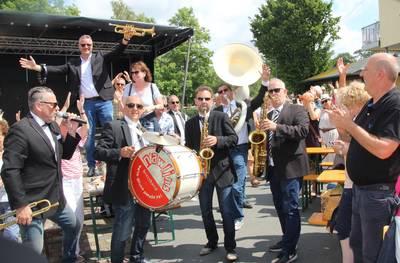 Jazz Frühschoppen mit der NAwlins BrassBand