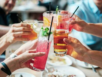 Meet & Eat - Der perfekte Cocktail