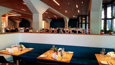 Unterdeck - Restaurant EssKultur im Bürgerhaus Müllheim. (© EssKultur)