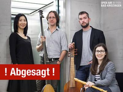 Abgesagt - Gala-Konzert mit dem Ensemble distinto