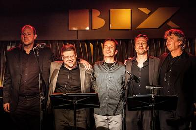 Jazzclub Balingen prsentiert: Simon and Simon