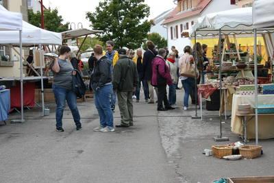 ABGESAGT - Ilshofener Herbst- und Töpfermarkt