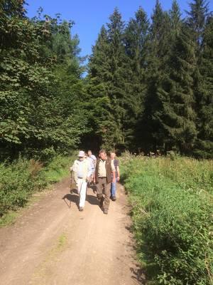 SGV Wanderung in Langscheid