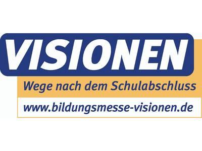 Bildungsmesse Visionen - Wege nach dem Schulabschluss
