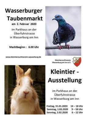 Wasserburger Taubenmarkt